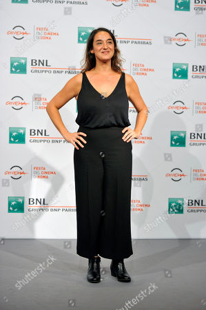 Editorial image of 'Sangre Blanca' photocall, Rome Film Festival, Italy - 19 Oct 2018