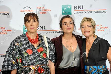 Marina Confalone, Pina Turco, Cristina Donadio