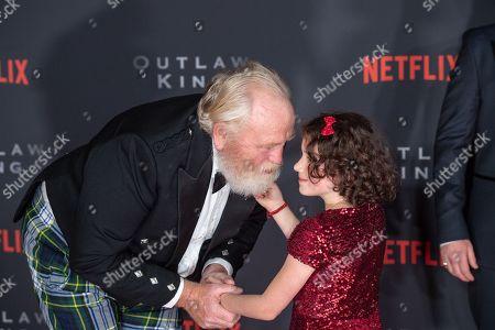 James Cosmo, Rosie O'Brien