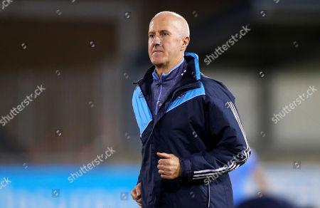 Dublin vs The Underdogs. Dublin?s manager Paul Clarke
