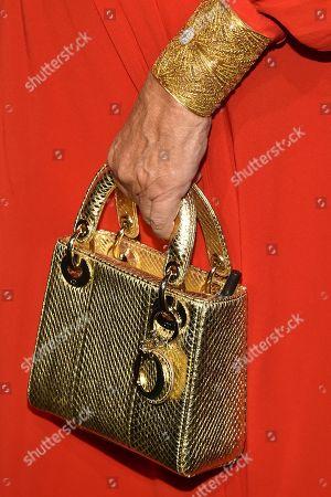 Denise Rich, bag detail