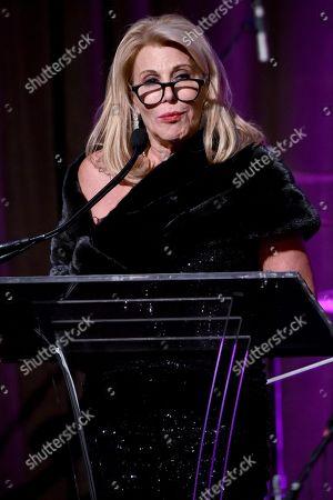 Editorial photo of Angel Ball, Inside, New York, USA - 22 Oct 2018