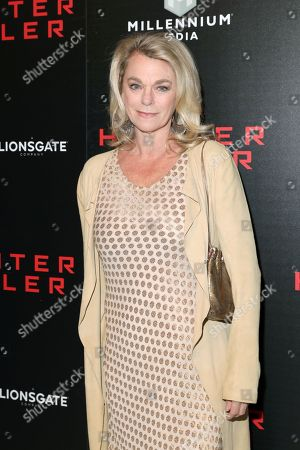 Editorial picture of 'Hunter Killer' film premiere, Arrivals, New York, USA - 22 Oct 2018