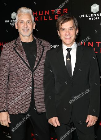 Stock Picture of David Meister and Alan Siegel