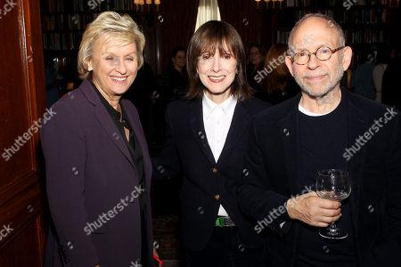Tina Brown, Jean Doumanian, Bob Balaban