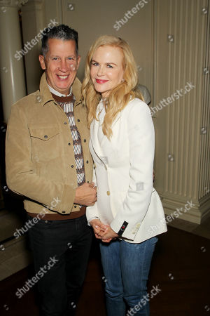Stefano Tonchi, Nicole Kidman