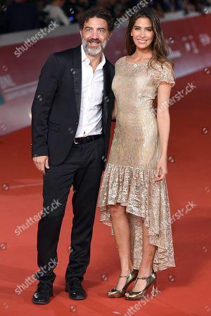 Christian Marazziti and Ariadna Romero