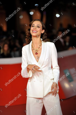 Editorial picture of 'The House with a Clock in Its Walls' premiere, Rome Film Festival, Italy - 19 Oct 2018