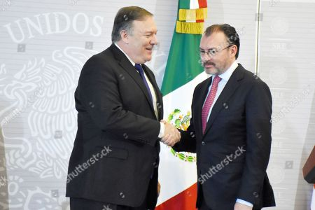 Mike Pompeo Visit to Mexico