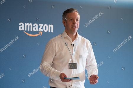Graeme Smith, Managing Director at Amazon Development Centre (Scotland).