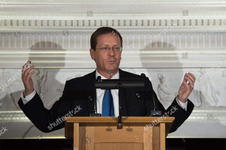 Yitzhak Herzog.