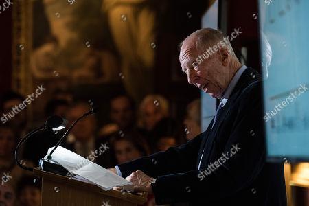 Lord Jacob Rothschild.