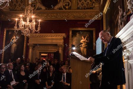 Editorial photo of Herzog Centenary, London, UK - 18 Oct 2018