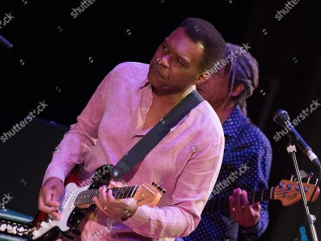 Editorial picture of The Robert Cray Band in concert at The City Halls, Glasgow, Scotland, UK - 19 Oct 2018