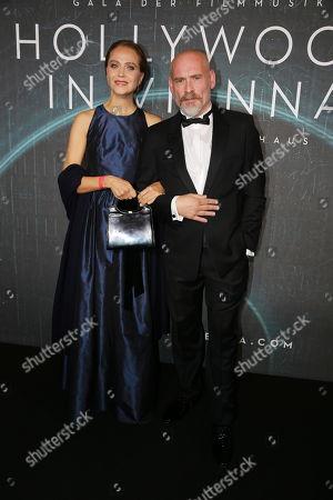 Johannes Krisch mit Frau