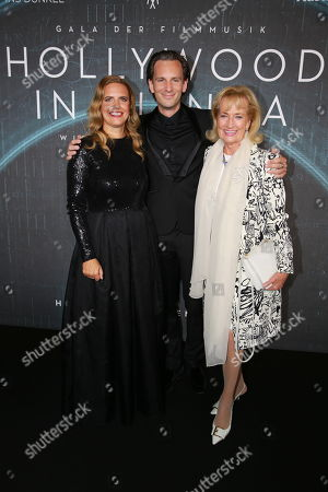 Editorial picture of Hollywood in Vienna Gala, Vienna, Austria - 19 Oct 2018