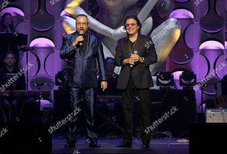 Desmond Child and Rudy Perez