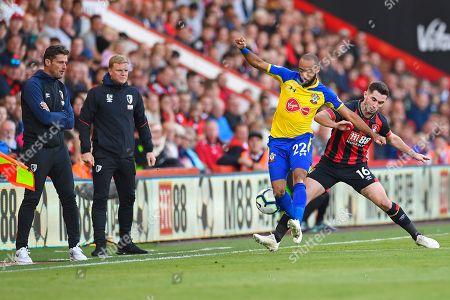 Editorial photo of AFC Bournemouth vs Southampton, Premier League, Football, the Vitality Stadium, Bournemouth, Dorset, United Kingdom - 20 Oct 2018
