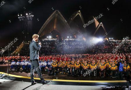 Invictus Games, Opening Ceremony, Sydney