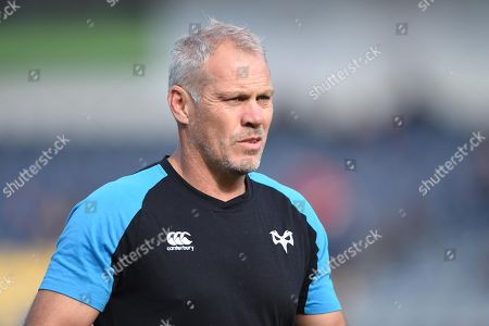 Editorial picture of Worcester Warriors v Ospreys - European Rugby Challenge Cup - 20 Oct 2018