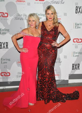 Nancy Sorrell and guest