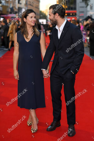 Editorial photo of 'A Private War' premiere, BFI London Film Festival, UK - 20 Oct 2018
