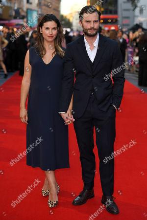 Editorial picture of 'A Private War' premiere, BFI London Film Festival, UK - 20 Oct 2018