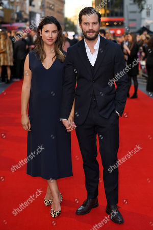 Editorial image of 'A Private War' premiere, BFI London Film Festival, UK - 20 Oct 2018