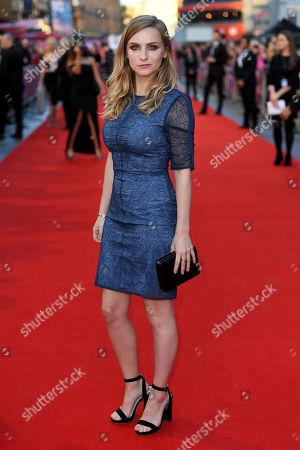 Stock Picture of Faye Marsay