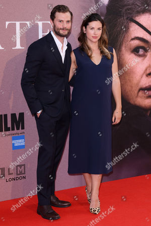 Editorial picture of 'A Private War' premiere, BFI London Film Festival, UK - 20 Oct 2018