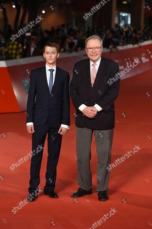 Krzysztof Zanussi and Ostap Vakuliuk