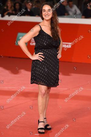 Editorial photo of 'Sangre blanca' premiere, Rome Film Festival, Italy - 19 Oct 2018