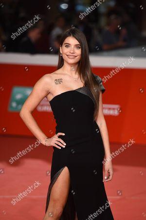 Stock Photo of Eva De Dominici