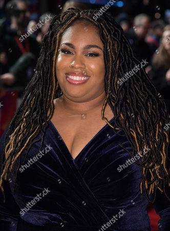 Editorial image of 'The Hate U Give' premiere, BFI London Film Festival, UK - 20 Oct 2018