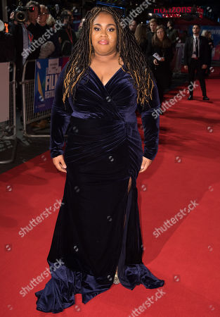 Editorial photo of 'The Hate U Give' premiere, BFI London Film Festival, UK - 20 Oct 2018