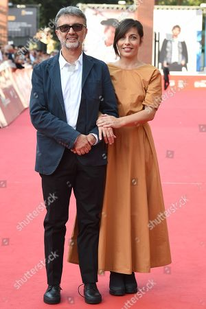 Editorial photo of 'Introducing Sofia' premiere, Rome Film Festival, Italy - 20 Oct 2018