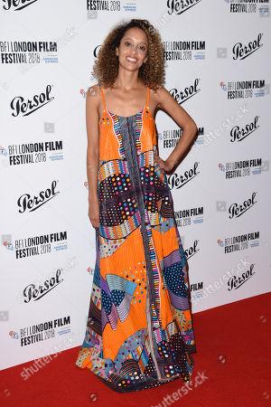 Editorial image of London Film Festival Awards, BFI London Film Festival, UK - 20 Oct 2018