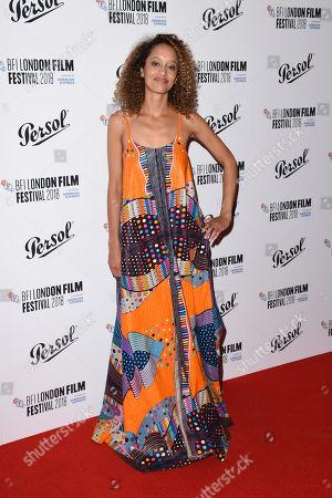 Editorial picture of London Film Festival Awards, BFI London Film Festival, UK - 20 Oct 2018