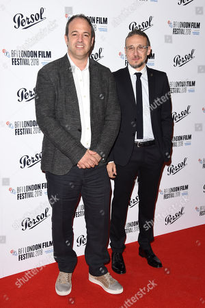 Editorial picture of London Film Festival Awards, BFI London Film Festival, UK - 20 Oct 2018