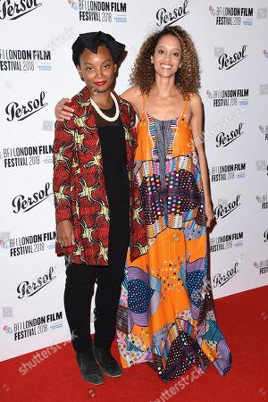 Rungano Nyoni and Gloria Huwiler