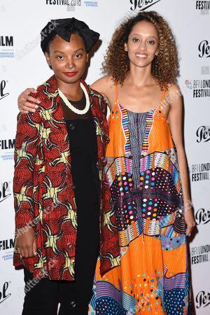 Editorial photo of London Film Festival Awards, BFI London Film Festival, UK - 20 Oct 2018