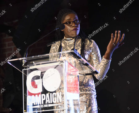 Editorial photo of GO Campaign 2018 Gala, Los Angeles, USA - 20 Oct 2018