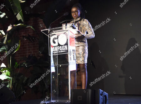 Editorial picture of GO Campaign 2018 Gala, Los Angeles, USA - 20 Oct 2018