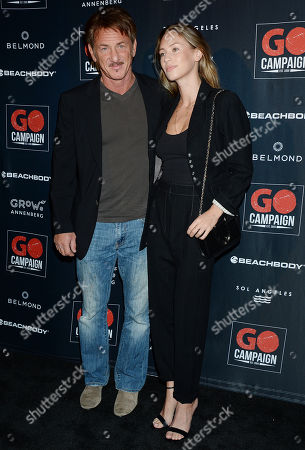 Editorial photo of GO Campaign Gala, Arrivals, Los Angeles, USA - 20 Oct 2018