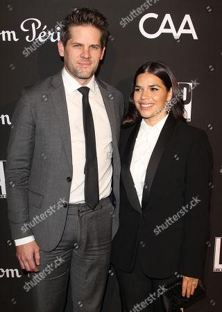Ryan Piers Williams and America Ferrera