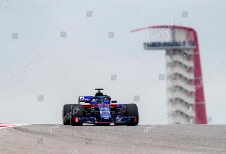 Motorsports: FIA Formula One World Championship; 2018; Grand Prix; United States, FORMULA 1 PIRELLI 2018 UNITED STATES GRAND PRIX , Circuit of The Americas , #28 Brendon Hartley (NZL Toro Rosso, Ferrari) ,