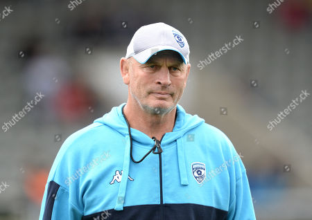 Director of Rugby for Montpellier Vern Cotter