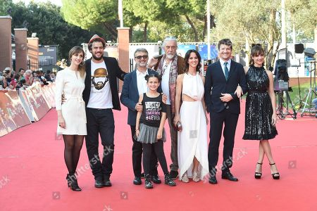 Editorial image of 'Ti presento Sofia' premiere, Rome Film Festival, Italy - 20 Oct 2018