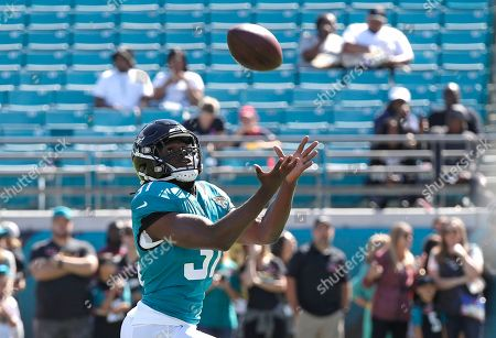 Editorial photo of Texans Jaguars Football, Jacksonville, USA - 21 Oct 2018