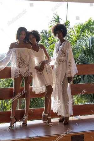 Crystal Noriega, Naomi Chin Wing, Michelene Auguste